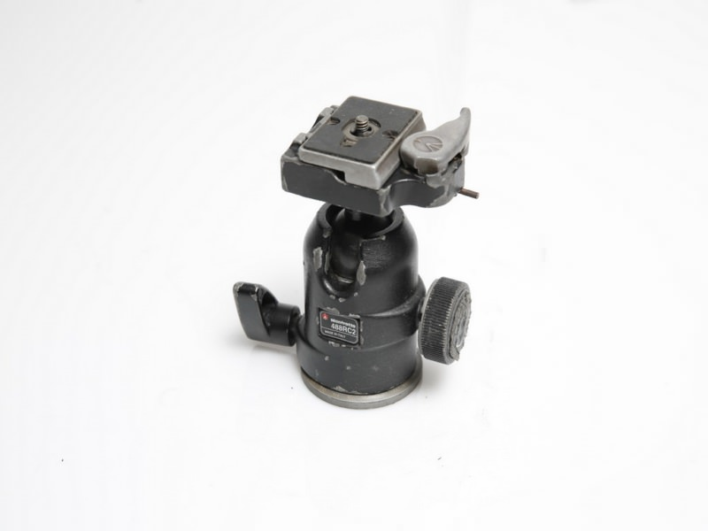 Manfrotto 488RC2 Ball Head+Plate